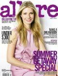 Gwyneth Paltrow on the cover of Allure (South Korea) - July 2008