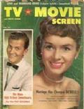Debbie Reynolds on the cover of TV and Movie Screen (United States) - June 1957