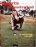 Billy Casper on the cover of Sports Illustrated (United States) - February 1961
