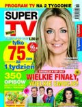 Malgorzata Rozenek on the cover of Super TV (Poland) - May 2014
