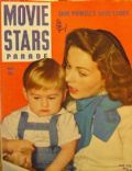 Jeanne Crain on the cover of Movie Stars (United States) - May 1949
