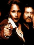 Pam Grier and Robert De Niro