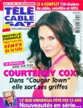 Télé Cable Satellite Magazine [France] (13 November 2010)