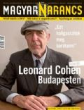 Magyar Narancs Magazine [Hungary] (27 August 2009)