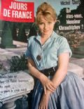 Jours de France Magazine [France] (19 September 1959)