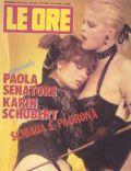 Le Ore Magazine [Italy] (17 April 1985)
