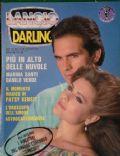 Darling Magazine [Italy] (5 December 1989)