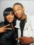 Soulja Boy and Meagan Good