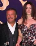 Monica Bellucci and Telman Ismailov