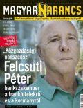 Magyar Narancs Magazine [Hungary] (15 September 2011)