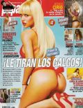 Evangelina Anderson on the cover of Paparazzi (Argentina) - November 2007