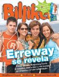 Benjamin Rojas, Benjamin Rojas and Luisana Lopilato, Camila Bordonaba, Camila Bordonaba and Benjamin Rojas, Felipe Colombo, Felipe Colombo and Camila Bordonaba, Luisana Lopilato, Luisana Lopilato and Felipe Colombo on the cover of Other (Argentina) - February 2005