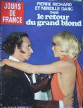 Jours de France Magazine [France] (16 December 1974)