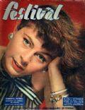 Festival Magazine [France] (28 October 1953)