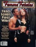 Traci Lords on the cover of Femme Fatales (United States) - March 2001