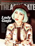 Lady Gaga on the cover of The Advocate (United States) - August 2011