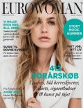 Katharina Damm on the cover of Eurowoman (Denmark) - March 2014