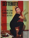 Settenote Magazine [Italy] (July 1959)