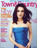 Town & Country Magazine [United States] (March 2008)
