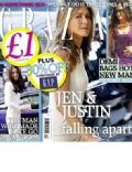 Jennifer Aniston on the cover of Grazia (United Kingdom) - May 2012