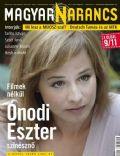 Magyar Narancs Magazine [Hungary] (8 September 2011)