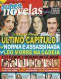 Super Novelas Magazine [Brazil] (15 August 2011)