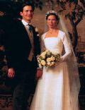 Sarah Armstrong-Jones and Daniel Chatto