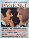 Barbra Streisand on the cover of Pageant (United States) - October 1970