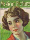 Betty Bronson, Marland Stone on the cover of Motion Picture (United States) - September 1927