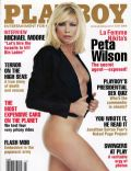 Peta Wilson on the cover of Playboy (United States) - July 2004