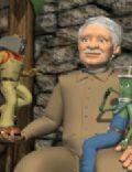 Geppetto's Secret