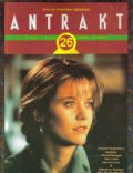Meg Ryan on the cover of Antrakt (Turkey) - November 1993