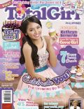 Kathryn Bernardo on the cover of Total Girl (Philippines) - September 2011
