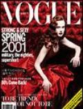 Annie Leibovitz, Nicole Kidman on the cover of Vogue (Korea South) - February 2001