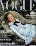 Annie Leibovitz, Natalia Vodianova on the cover of Vogue (Korea South) - January 2004