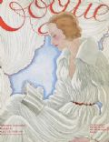 on the cover of Vogue (United Kingdom) - May 1931
