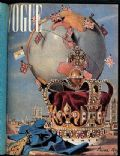 on the cover of Vogue (United Kingdom) - April 1937