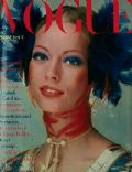 on the cover of Vogue (United Kingdom) - December 1970