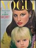 Vogue Magazine [United Kingdom] (25 December 1971)