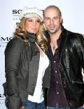 Chris Daughtry and Deanna Robertson