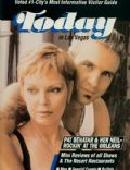 Pat Benatar on the cover of Today (United States) - April 2001
