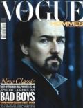 Edward Norton on the cover of Vogue (United States) - 2004