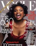 Annie Leibovitz, Jennifer Hudson on the cover of Vogue (United States) - March 2007
