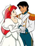 Princess Ariel and Prince Eric - Edit Couple