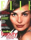 Christophe Meimoon, Inés Sastre on the cover of Elle (Australia) - April 2001