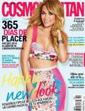 Lauren Conrad on the cover of Cosmopolitan (Mexico) - January 2014