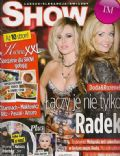Dorota Rabczewska, Malgorzata Rozenek on the cover of Show (Poland) - January 2014