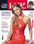 Karina Mazzocco, Pablo Rago on the cover of Luz (Argentina) - July 2009