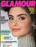 on the cover of Glamour (United States) - April 1986