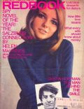 Cheryl Tiegs on the cover of Redbook (United States) - September 1968